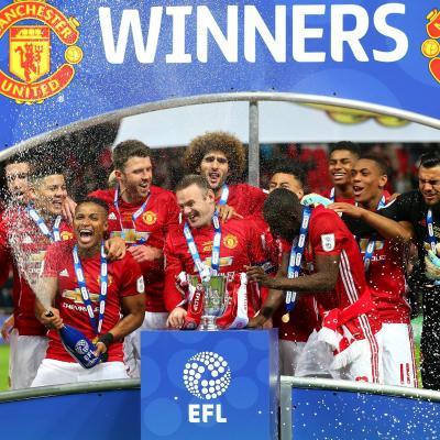 man united copa liga 2017