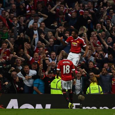 Anthony Martial (Laurence Griffiths/Getty Images)