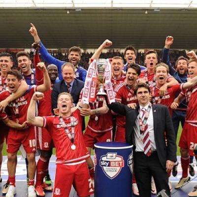 El Middlesbrough regresó a la Premier League