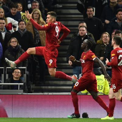 Robert Firmino hizo al tiempo detenerse y al Liverpool sumar tres puntos