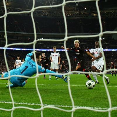 Spurs Leverkusen