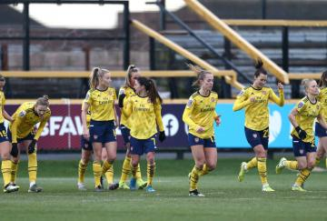 Arsenal Everton WSL