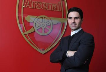 Arteta. / Arsenal