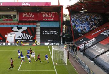 El Bournemouth logró una increíble victoria frente al Leicester