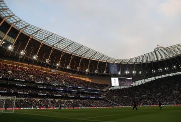 El nuevo White Hart Lane aguarda al Tottenham
