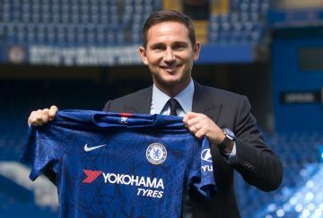 Frank Lampard, el nuevo entrenador del Chelsea