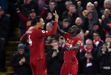 El Liverpool ganó
