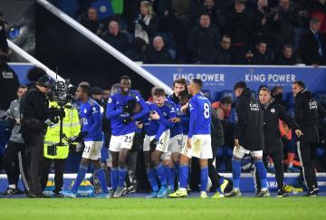 El Leicester City es cada vez más equipo