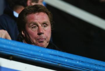 Harry Redknapp haciendo historia