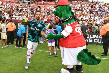 Gunnersaurus, la gran figura del Arsenal moderno