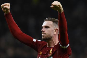 Henderson. / Liverpool