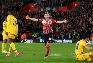 James Ward-Prowse. / Southampton