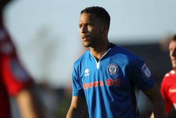 Joe Thompson. / Rochdale AFC