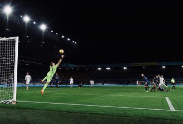 El Leeds no fue capaz de marcar contra el Arsenal