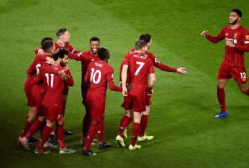 El Liverpool es campeón de la Premier League
