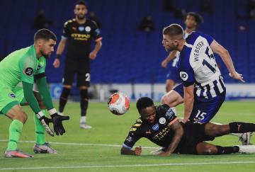 El Manchester City se ha librado de la sanción igual que Sterling metió este gol