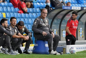 Marcelo Bielsa ha llegado a la Premier League