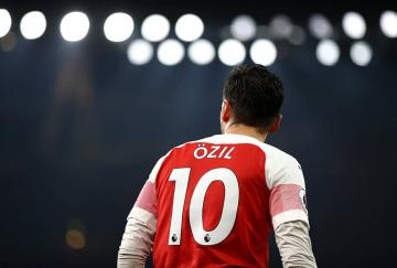 Mesut Özil. / Arsenal