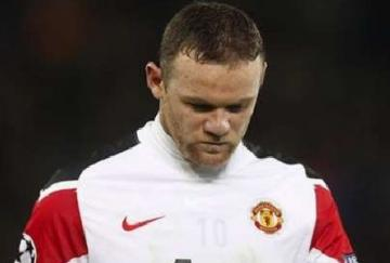 El gol de Rooney fue estéril