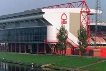 El City Ground de Nottingham será el escenario de la ida de la primera semifinal