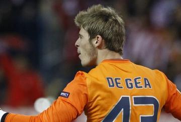 David De Gea es el tercer fichaje del United este verano