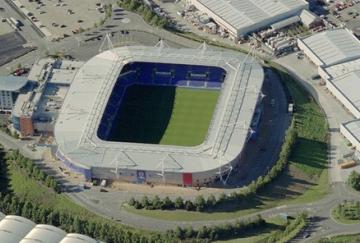 El Madejski Stadium será el escenario de la segunda semifinal