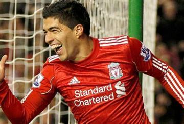 Suárez ya es ídolo en Liverpool