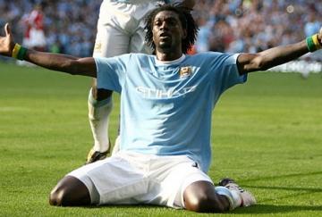 Adebayor podría regresar a Londres la próxima temporada