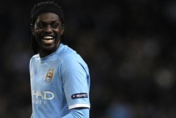 Emmanuel Adebayor volverá a Londres, pero no al Emirates