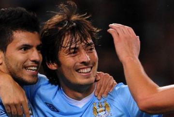 Agüero y Silva están nominados al premio de mejor jugador en Europa