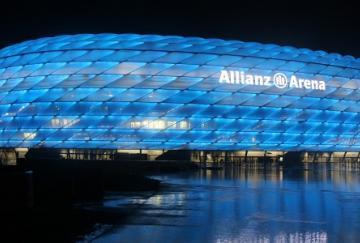 El Allianz Arena será el escenario de la final de la Champions