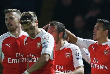 El Arsenal sigue con el mismo sistema de los últimos años