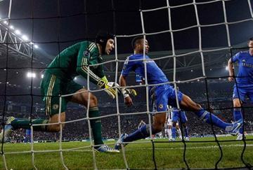 El Chelsea cayó con estrépito en Turín