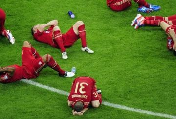 El Bayern Múnich cayó en la pasada final en su propio estadio
