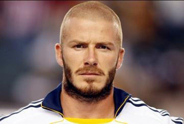David Beckham no pasa de moda