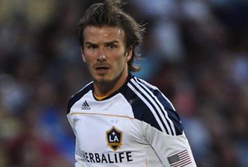 Beckham ha descartado volver a la Premier League