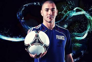 Karim Benzema es la estrella indiscutible de Francia