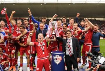 El Middlesbrough regresó a la Premier League
