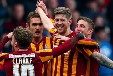 El Bradford eliminó a otro equipo de Premier League