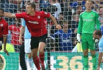El Cardiff descendió en 2013 a Championship
