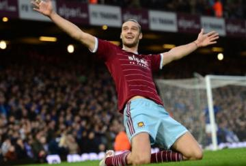 Andy Carroll está en plena racha