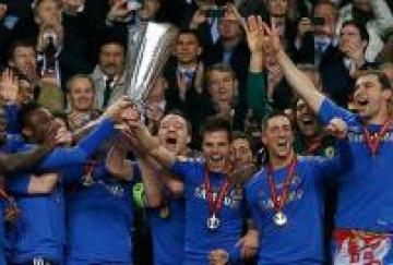 El Chelsea se proclamó campeón de la Europa League