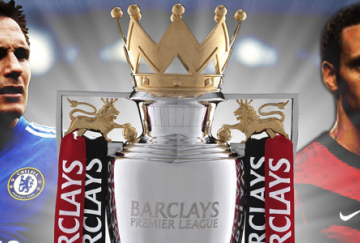 Ferdinand y Lampard se verán las caras el domingo en Old Trafford