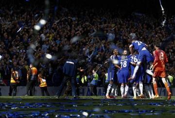 El Chelsea se proclamó campeón