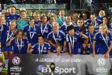 El Chelsea fue el campeón la pasada temporada