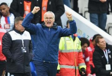 El entrenador italiano está a un paso de hacer historia con el Leicester