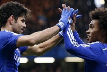 De la dupla Costa-Willian dependerán muchas de las opciones Blues