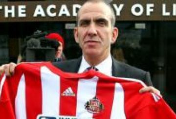 Paolo Di Canio ha sido presentado como nuevo técnico del Sunderland