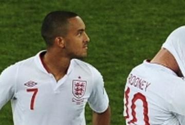 Walcott y Rooney quedaron frustrados tras la eliminación de Inglaterra