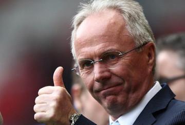 Sven-Goran Eriksson ya no es técnico del Leicester